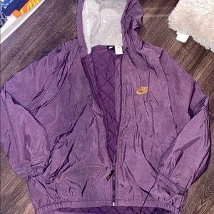 Nike plus jacket